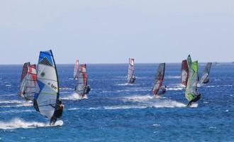 Windsurf Camboni e la Fanciulli ripartono da Miami