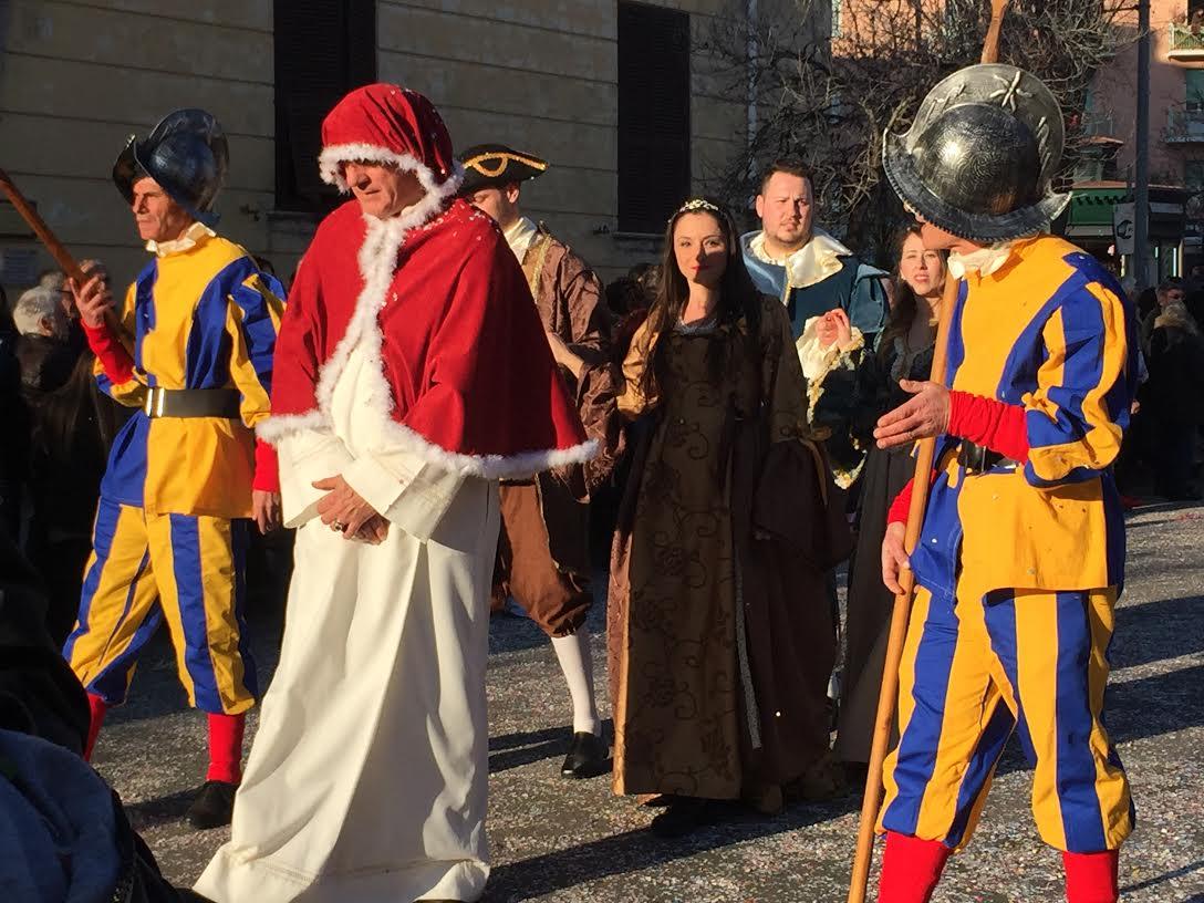 """Civitavecchia, """"Io Faro Carnevale"""" è salva"""