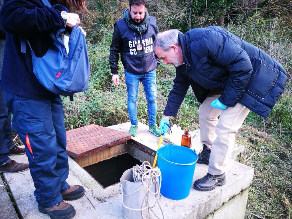 Cerveteri e Ladispoli: prosegue l'attività di tutela ambientale della Guardia Costiera