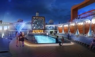 Celebrity Cruises svela Celebrity Edge,  una nave progettata per superare ogni aspettativa