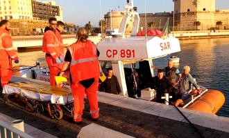 Civitavecchia, emergenza su una nave da crociera immediato intervento della Guardia Costiera