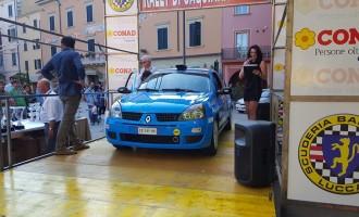 Ottimo risultato per Roberto Di Giulio e Serena D'Amora al 35° Rally di Casciana Terme