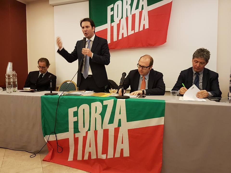 """Massaro (F.I): """"A Roma sarebbe opportuno aprire un tavolo di coordinamento del centrodestra unito"""""""