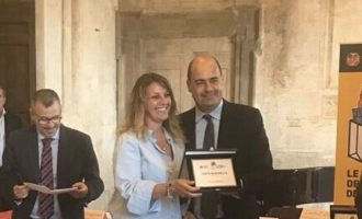 """Il progetto """"Small City"""" di Santa Marinella premiato da Zingaretti"""