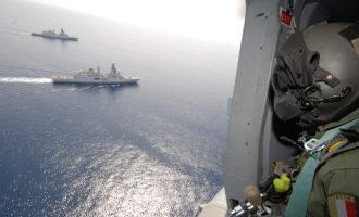 La fregata Carlo Margottini sarà nel porto di Civitavecchia