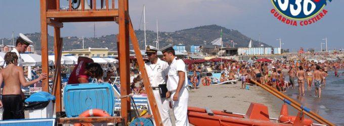 """La Guardia Costiera di Civitavecchia traccia un primo bilancio di """"Mare Sicuro 2017"""""""