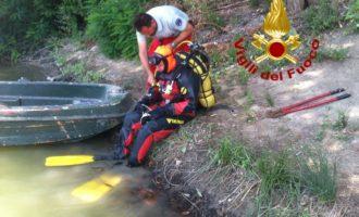 Trovato un corpo nel fiume Tevere