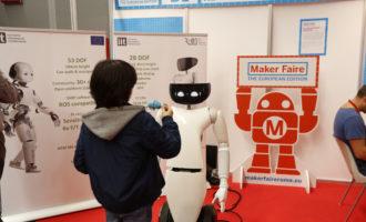 """Torna alla Fiera di Roma, la """"Maker Faire Rome – The European Edition 4.0"""""""