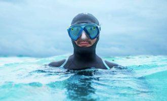 Seeseeker: la maschera subacquea creata da Royal Caribbean e Snapchat alla scoperta della vita sottomarina
