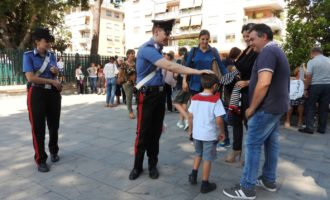 """Al via l'anno scolastico riprende l'iniziativa """"A scuola sicuri con i Carabinieri"""""""