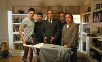 Cerveteri, Paolo Genovese ospite d'onore all'inaugurazione del Cinema Moderno