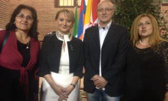 Cerveteri omaggia l'indipendenza dell'Armenia