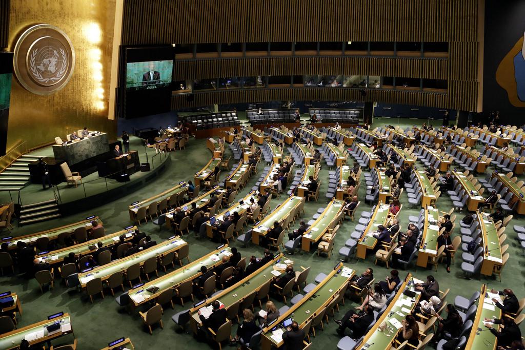 Missione New York: i Delegati giovanili italiani arrivano alle Nazioni Unite