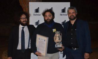 Cerveteri Film Festival: consegnato a Nicola Nocella il Premio Luca Svizzeretto