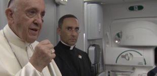 """Papa Francesco alle popolazioni di Myanmar e Bangladesh: """"porto tutti nel cuore e nella preghiera"""""""