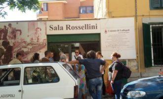 Ladispoli, torna a vivere la Sala Rossellini