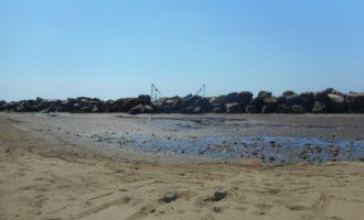Santa Marinella, SOS dal km 58 ora la spiaggia c'è ma nessuno ci vuole andare