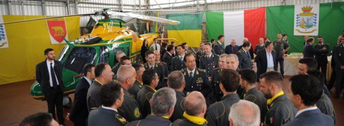 Celebrazione del 50° della istituzione della sezione aerea di Pratica di Mare
