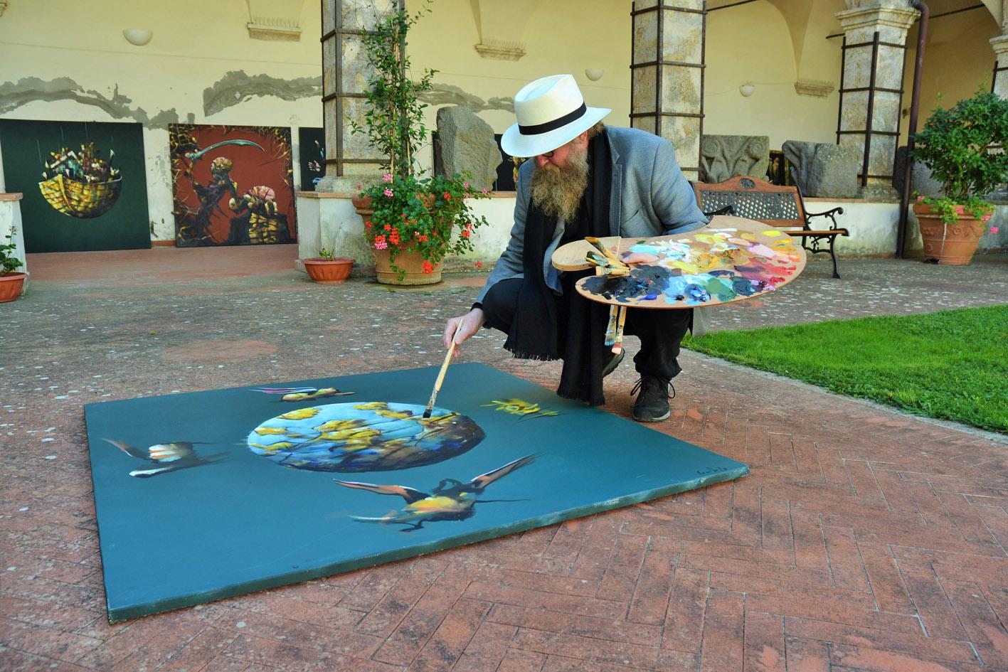 Tolfa Art Day: sabato 14 ottobre una grande giornata di cultura in collina