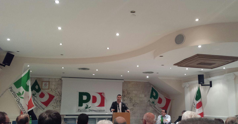 Il segretario del PD di Civitavecchia critico sull'Outlet a Fiumaretta