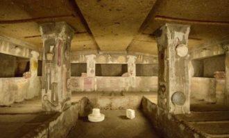 Cerveteri, domenica visite guidate alla Necropoli della Banditaccia