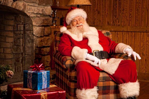 Babbo Natale trova casa nella città degli etruschi