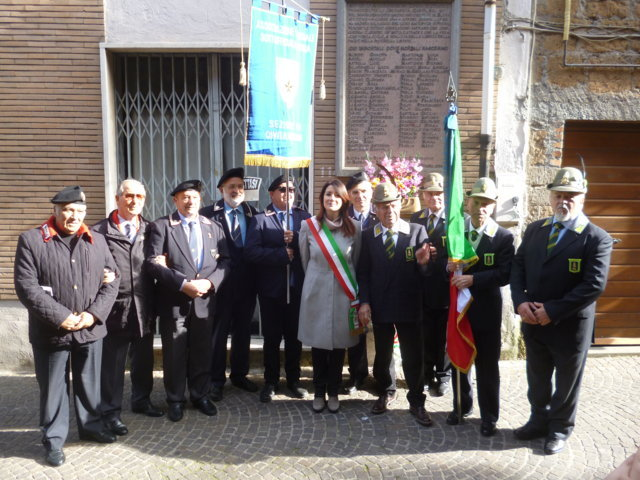 L'ANSI di Civitavecchia commemora il santo patrono San Martino a Blera