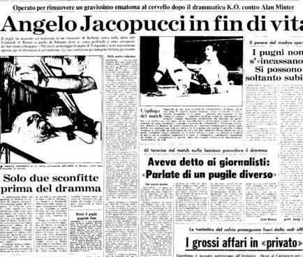 """A Tarquinia  """"pugni e cielo"""": una serata in ricordo di Angelo Jacopucci (1948-1978)"""