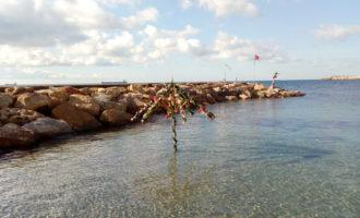 I pirati di Civitavecchia festeggiano il Natale vicino al mare