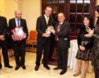 """Alessandro Battilocchio ritira a Malta il premio """"Gieh Ghajnsielem 2017"""""""