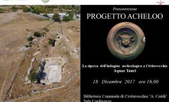 L'amministrazione comunale presenta la ricerca archeologica sul sito di Aquae Tauri – la Ficoncella