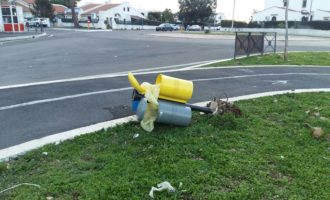 Atti vandalici a Cerveteri