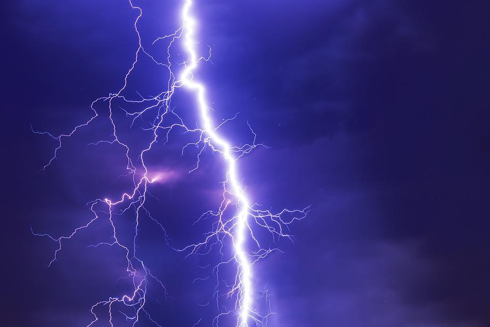 In arrivo forti temporali sul litorale laziale