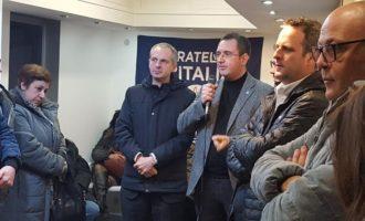 """Fdi Civitavecchia: """"La situazione di Via Gian Battista Falda è nel degrado"""""""