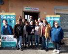 Fiumicino, inaugurato il comitato elettorale di Michela Califano