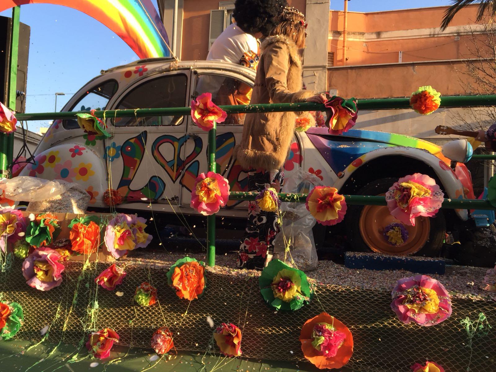 """Grande successo per i carri di """"Io Faro Carnevale"""""""