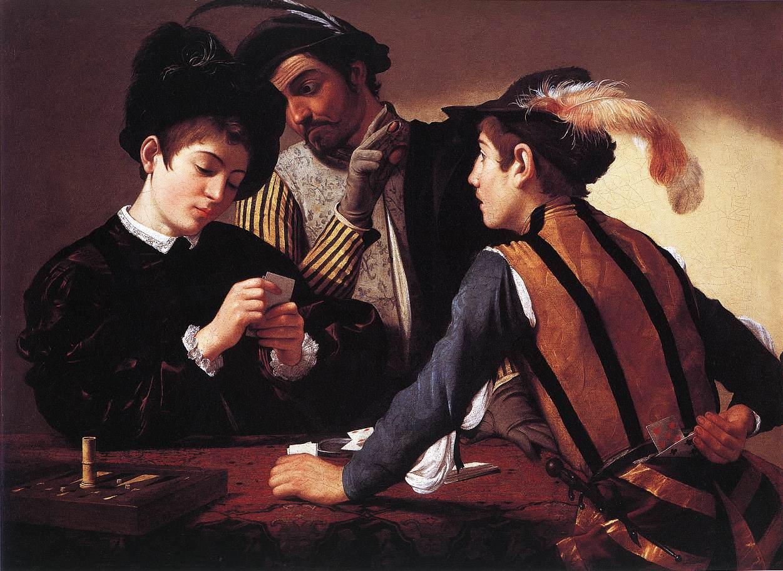 I dipinti di Caravaggio in versi con il Maestro Ugo De Vita a Ladispoli