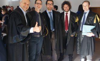 Il polo universitario di Civitavecchia festeggia i primi laureati in Economia Aziendale dell'anno