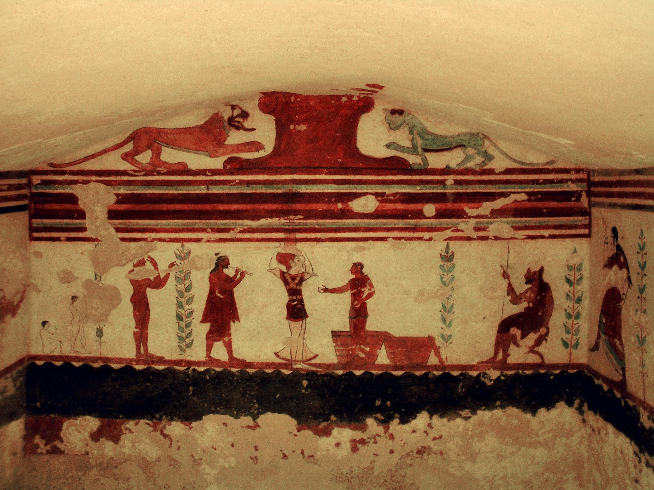 Il mese degli Etruschi: a Tarquinia il professor Stephan Steingräber per una conferenza sull'arte funeraria etrusca