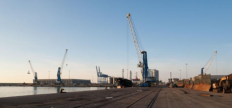 Porto di Civitavecchia, i gruisti della G.T.C. lanciano l'allarme occupazionale