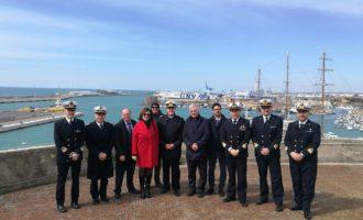 La Direzione Marittima incontra le procure della repubblica del Lazio