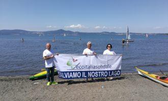 """Bracciano, Benvenuti-Soriente (Ecoitaliasolidale): """"Il lago non può essere condannato a morte"""""""