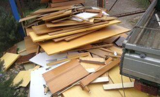 Le fototrappole di Civitavecchia beccano il primo deposito irregolare di rifiuti