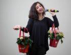"""Tolfa, Alice Paba testimonial della """"Gardensia"""" a supporto di AISM"""