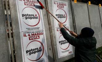 """Potere al Popolo Civitavecchia: """"I lavori di scavo a Fosso Crepacuore proseguono"""""""