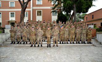 """Al Centro Simulazione e Validazione dell'Esercito di Civitavecchia si chiude l'esercitazione """"Orione 1/2018"""""""