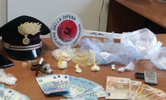 Lotta allo spaccio di droga i Carabinieri di Civitavecchia arrestano 3 persone