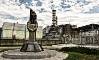 Cerveteri ricorda il disastro nucleare di Chernobyl