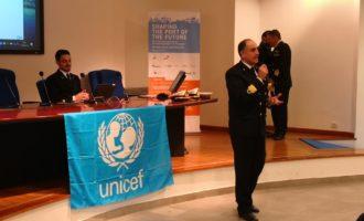 """Prima """"Giornata del Mare"""" a Civitavecchia numerosi gli studenti partecipanti"""