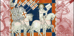 La Cavalleria e il sacro Graal